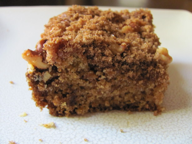Cinnamon Coffee Cake Recipe - Food.com