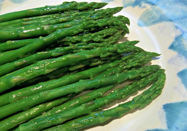 How To Microwave Asparagus ♥ | A Veggie Venture: How To Microwave ...