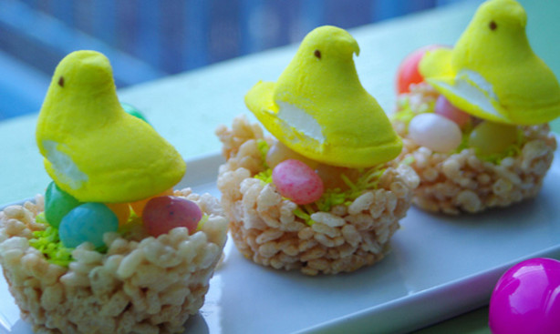 Easter Egg Nest Treats Recipe - Food.com