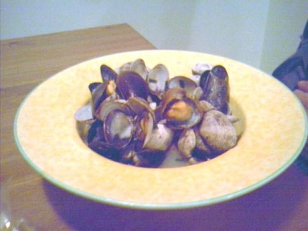 Beer Steamed Mussels Recipe - Food.com