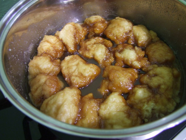 Maple Syrup Dumplings Recipe - Food.com