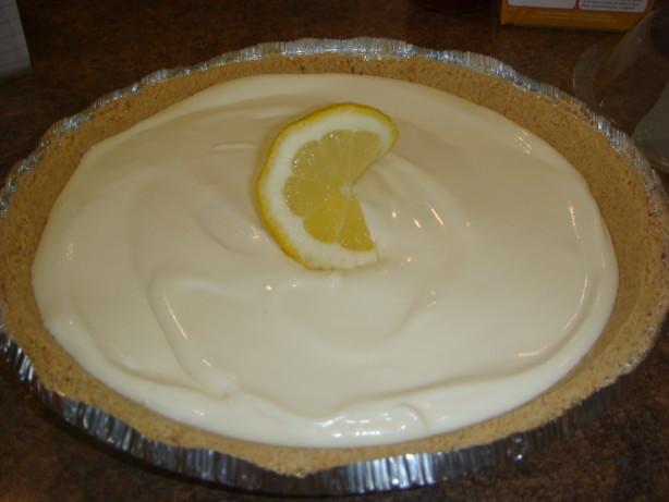 Susans Lemon Icebox Pie Recipe - Food.com