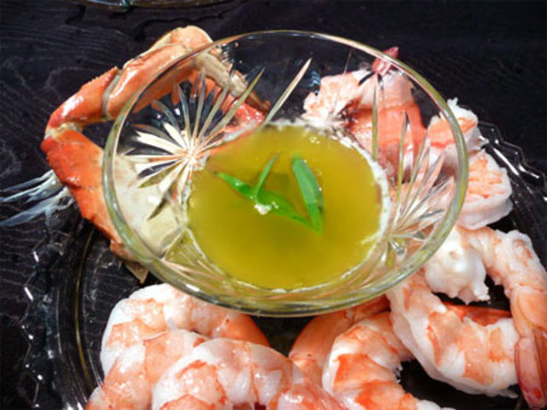 Tarragon Garlic Butter To Dip Your Crab Leg Meat!!) Recipe ...