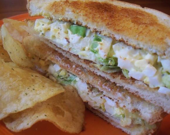 Egg Salad Sandwich Recipe - Food.com