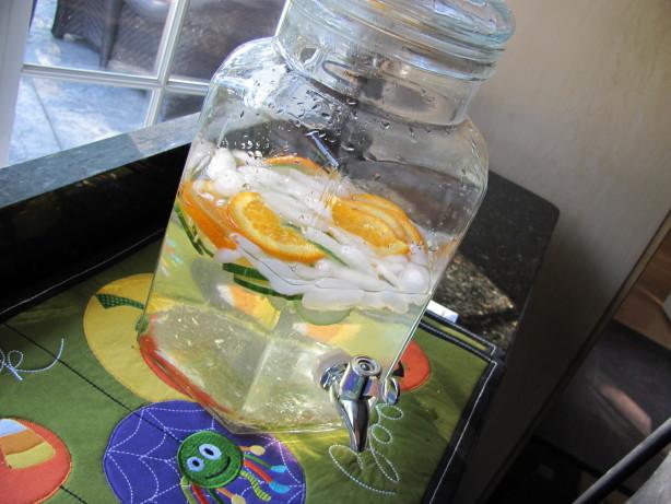 Cucumber Orange Water Recipe - Food.com