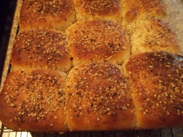 Everything Topping- Bagels, Rolls, Bread Recipe - Food.com