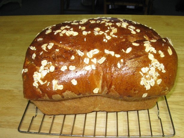 Honey Oat Bread Bread Machine) Recipe - Food.com