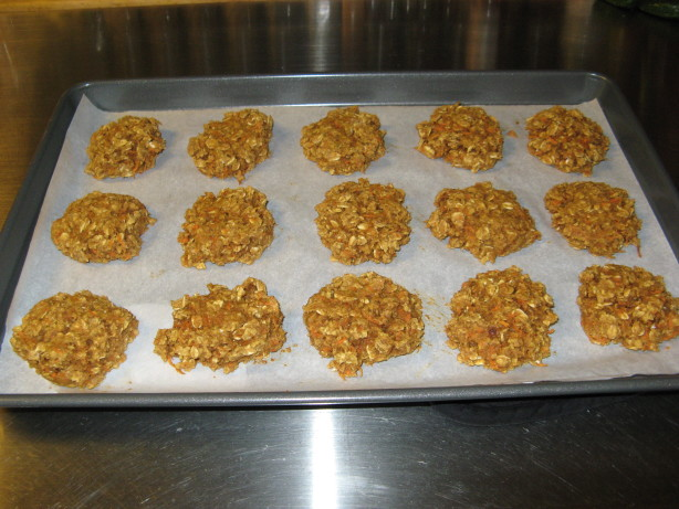 Low-Cal Low-Fat Oatmeal Carrot Cookies Recipe - Food.com