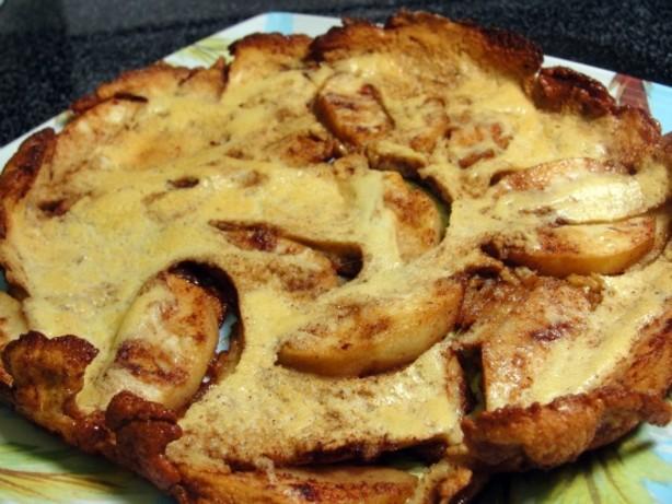 Diabetic Dutch Apple Pancake Recipe - Food.com