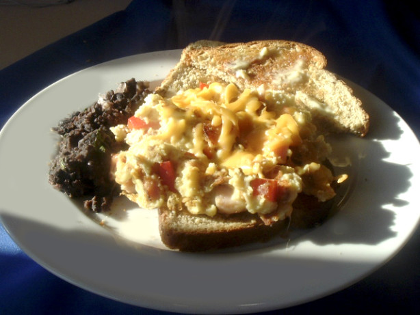 Southwestern Scrambled Eggs Recipe - Food.com