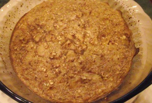 Apple Cinnamon Baked Oatmeal Recipe - Food.com