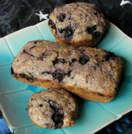 Very Blueberry Muffins Recipe - Food.com
