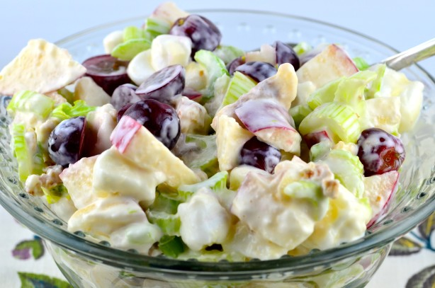Waldorf Salad Recipe - Food.com