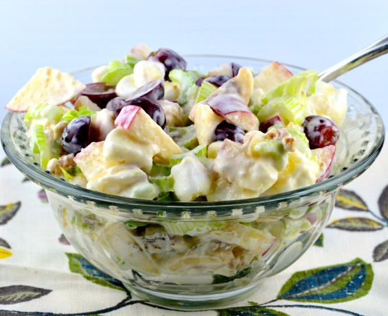 Waldorf Salad Recipe - Food.com