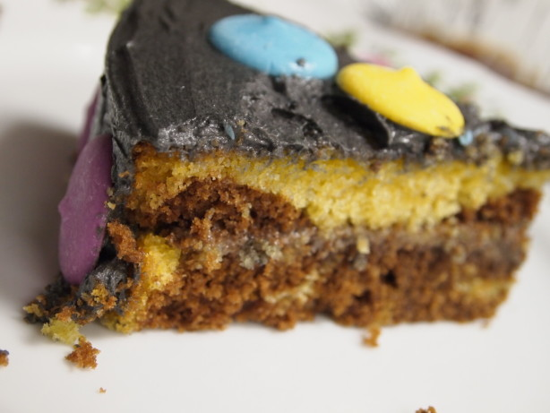 chocolate caramel surprise german chocolate upside down surprise cake ...