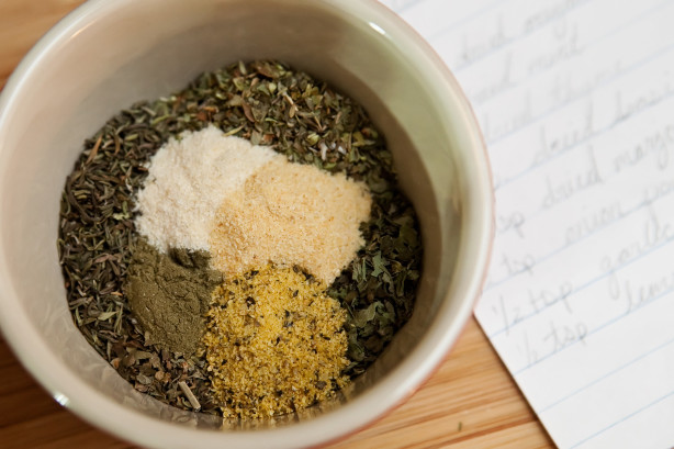 Greek Seasoning Mix Recipe - Food.com
