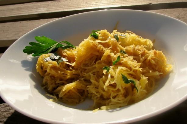 Moroccan Spiced Spaghetti Squash Recipe - Food.com