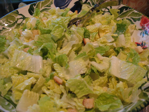 Ceasar Salad With Roasted Capers Recipe - Food.com