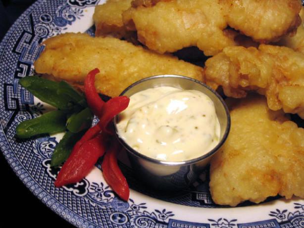 Long john silvers fish batter recipe for Long john silver s fish batter recipe