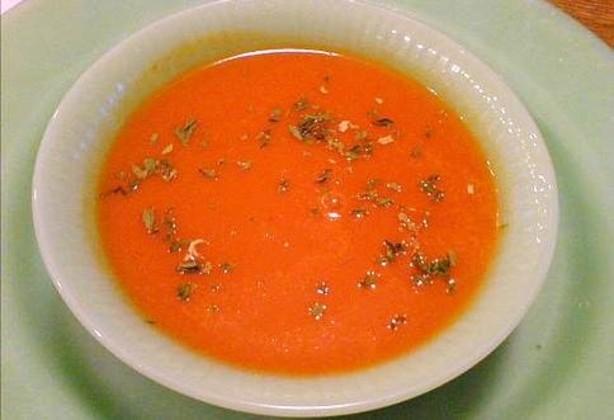 Creamy Tomato-Basil Bisque Recipe - Food.com