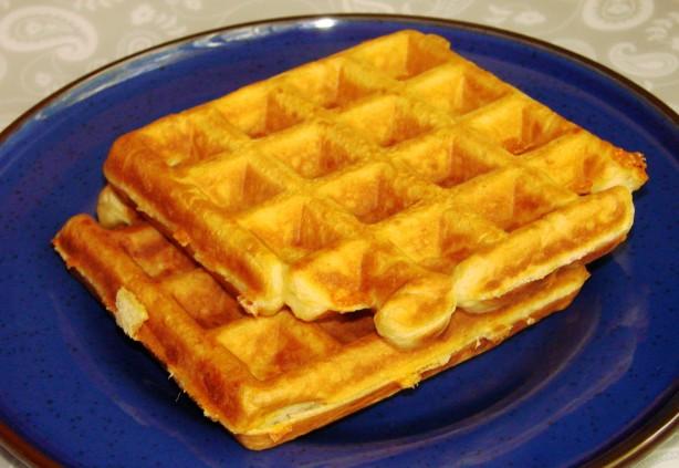 Cheese Waffles Recipe - Food.com