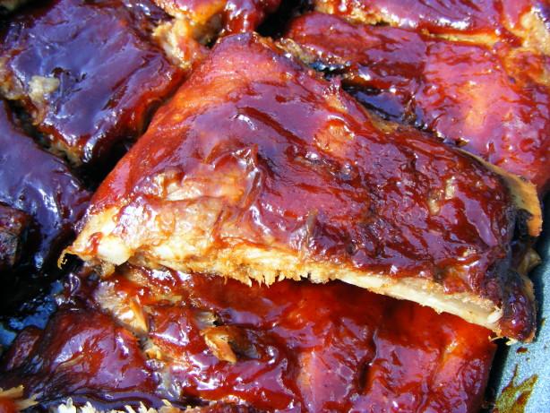 Fall Off The Bone Baby Back Ribs Recipe - Food.com