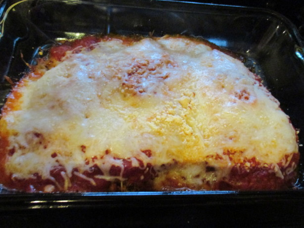 Oven Baked Chicken Parmesan Recipe Food Com