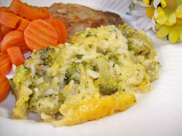 broccoli and velveeta cheese