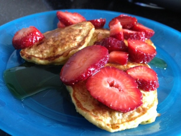 Oatmeal Cottage Cheese Pancakes Recipe - Food.com