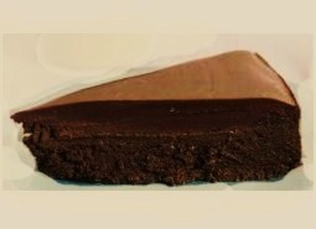 Vegan Chocolate Pumpkin Fudge Cake Recipe Food Com