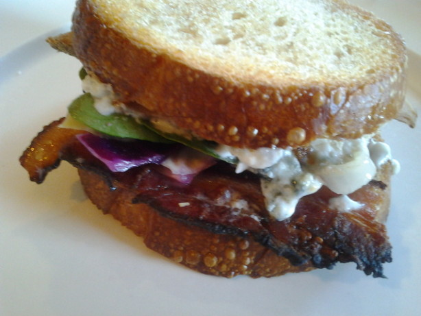 Turkey Cobb Sandwich Recipe - Food.com
