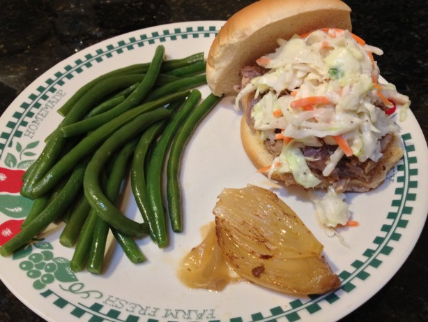 Crock Pot Nc Pulled Pork Recipe Food Com