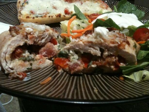 Chicken Breast Mediterranean Style Recipe