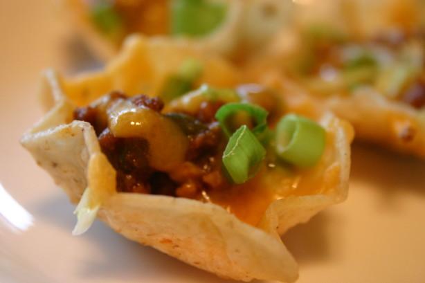 Mini Taco Nachos Recipe - Food.com
