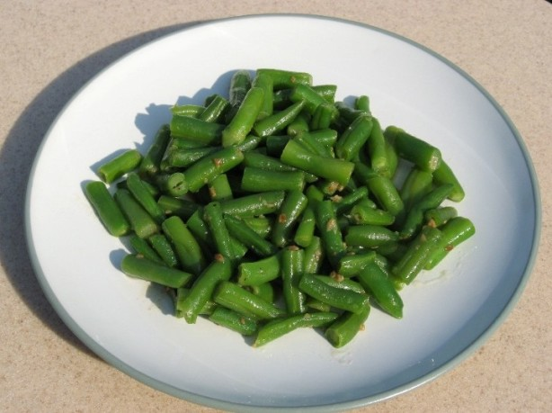 Garlic Green Beans Recipe - Food.com