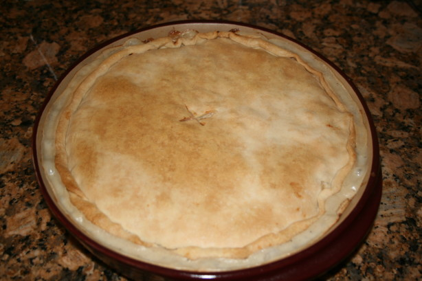 Easy Lighter Chicken Pot Pie Recipe - Food.com