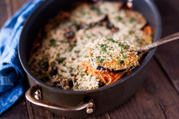 Garden Fresh Eggplant Parmesan Recipe