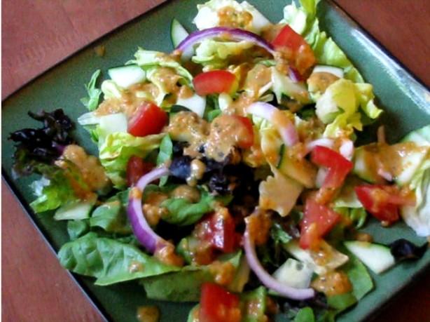 Tomato-Basil Vinaigrette Recipe - Food.com