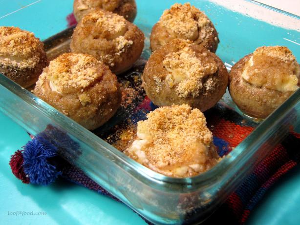 Simple Stuffed Mushrooms Recipe - Food.com