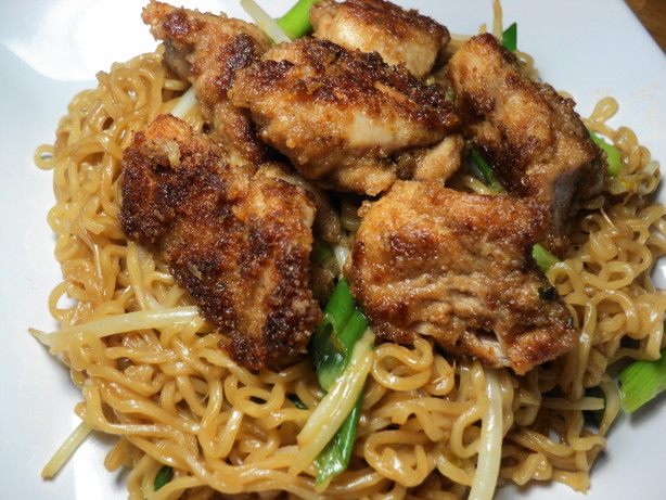top recipes ramen egg Food.com Ramen Noodles  And  Chicken Recipe