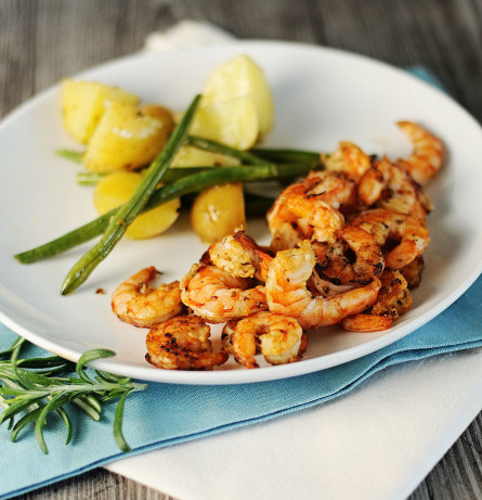 Grilled Lime Shrimp Recipe - Food.com