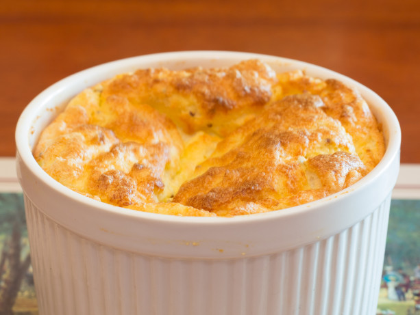 Cheese And Leek Souffle Recipe - Food.com