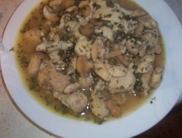 Lemon caper sauce for chicken or fish recipe for Lemon butter caper sauce for fish