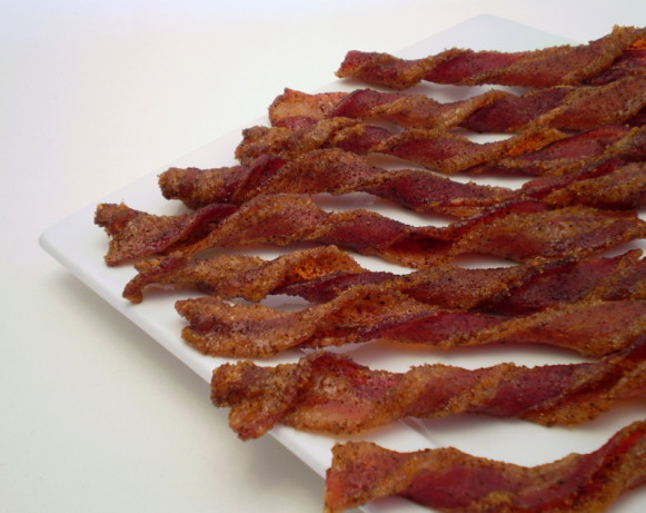 Spicy Candied Bacon Recipe - Food.com
