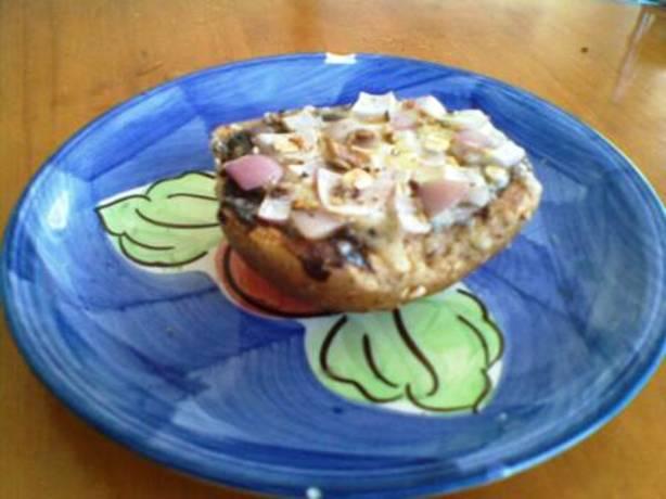 Marmite vegemite and onion mouse traps recipe for Homemade marmite recipe