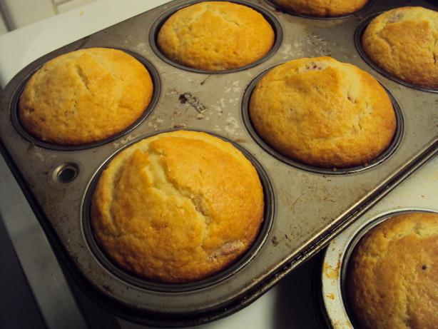 Cranberry Cheesecake Muffins Recipe - Food.com