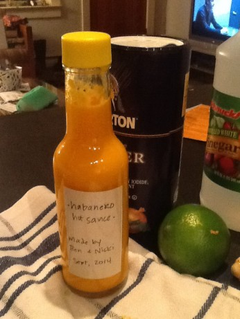 papaya habanero hot sauce papaya habanero hot sauce recipes dishmaps ...
