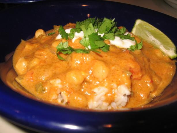 Vegetarian Peanut Curry African Inspired Recipe Food Com