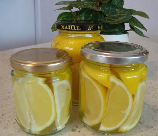 how to prepare lemon pickle in tamil