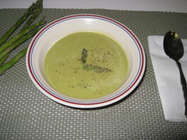 Cream Of Asparagus Soup Recipe - Food.com